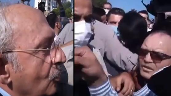 Vatandaştan Kılıçdaroğlu'na sert tepki! 'Bu söylenecek kelime mi?'