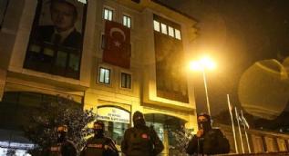 İstanbul Emniyetine roketatarlı saldırı
