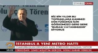 Erdoğan: Bu referandum kampanyasında gece gündüz çalışacaksınız