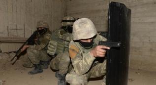 Mehmetçik ve ÖSO, teröristleri böyle avladı