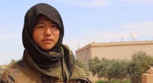 japon terörist PKK'ya katıldı!