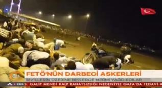 Darbeciler Atat�rk Havaalan�'n� b�yle i�gal etti