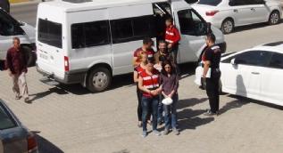 PKK'nın canlı bombaları büyük operasyonda yakayı ele verdi