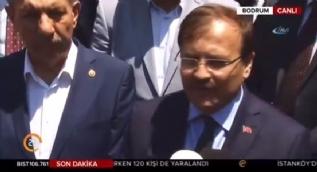 Başbakan Yardımcısı Çavuşoğlu: Depremde hayatını kaybeden Türk vatandaşı Sinan Kurtoğlu Türkiye'ye getirilecek