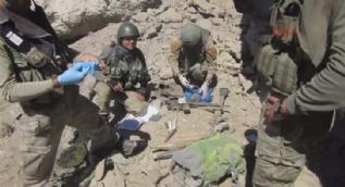 Terör örgütü PKK'nın sözde bölge sorumlusu öldürüldü