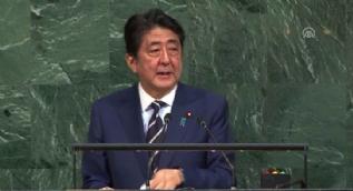 Abe'den dünyaya, Kuzey Kore'ye baskı çağrısı