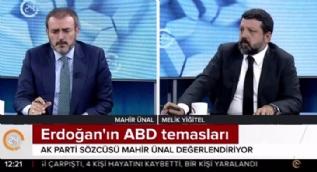 AK Parti Sözcüsü Ünal Cumhurbaşkanı Erdoğan'ın ABD temaslarını yorumladı