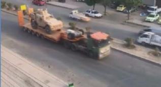 ABD'den YPG'ye 120 tırlık ağır silah ve zırhlı araç sevkiyatı