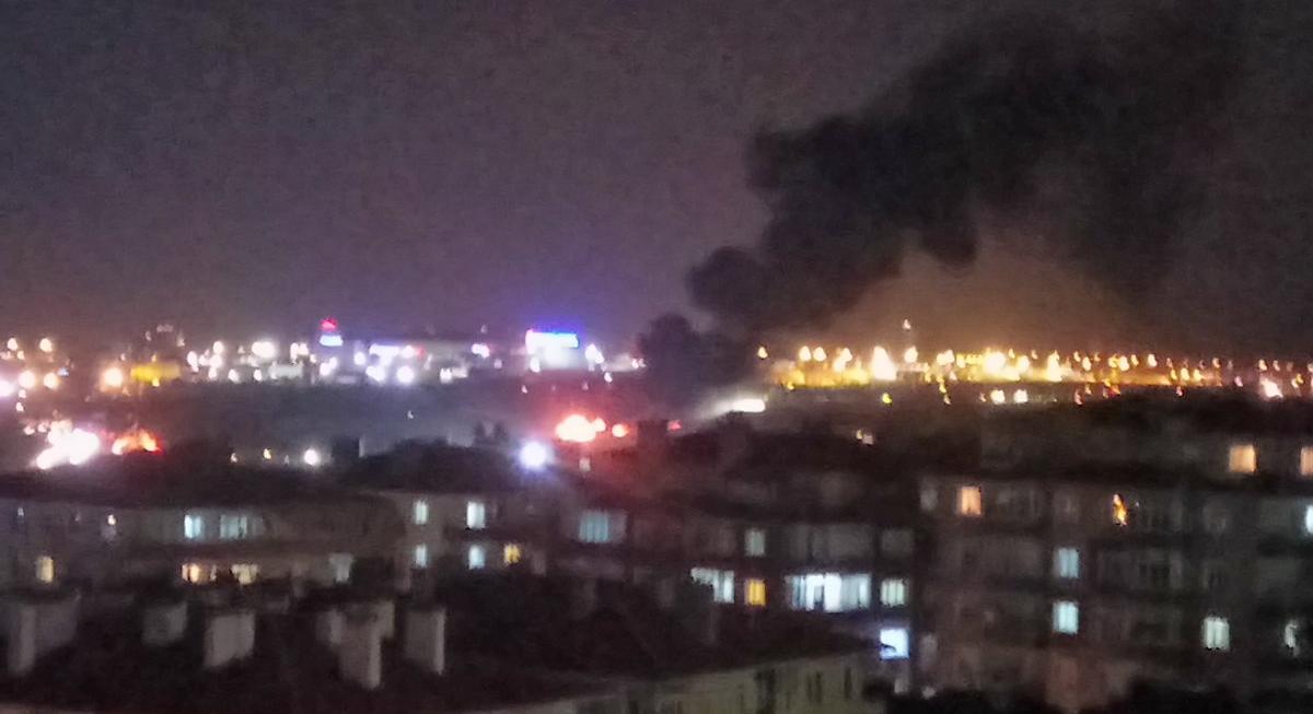Atatürk Havalimanı'nda jet pistten çıktı