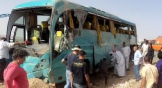 Mısır'da iki trafik kazasında 20 kişi öldü