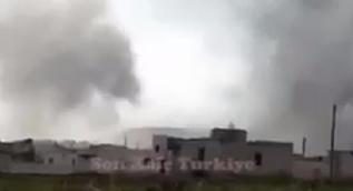 Türk jetleri DEAŞ yerlerini bombalandı