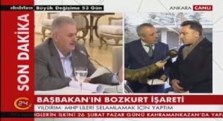 Başbakan Yıldırım, medya kuruluşlarının temsilcileriyle buluştu