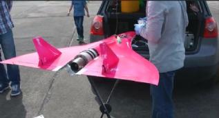 Dünyanın en hızlı model uçağı