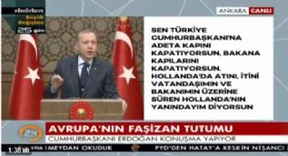 Cumhurbaşkanı Erdoğan: Bunlar için haydut kararı aldık
