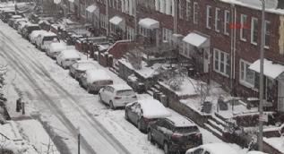 ABD´yi kar fırtınası vurdu, 4000 uçak seferi iptal