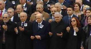 Ahmet Deniz Bölükbaşı için TBMM´de tören düzenlendi