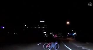 Sürücüsüz Uberin çarptığı yaya hayatını kaybetti