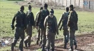 Sason'da bir grup terörist tespit edildi