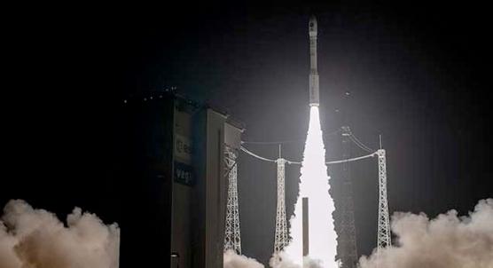 İtalya´nın gözlem uydusu yörüngesine gönderildi