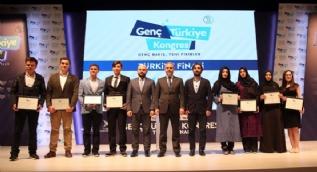 'Genç Türkiye Kongresi'nden muhteşem final