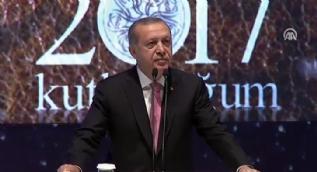 Cumhurbaşkanı Erdoğan, Kutlu Doğum Programında konuştu