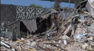 Yılbaşı katliamının yapıldığı ünlü eğlence mekanı Reina yıkıldı