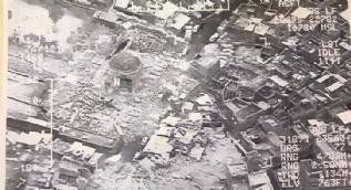 DEAŞ, Musul'da tarihi camiyi yok etti