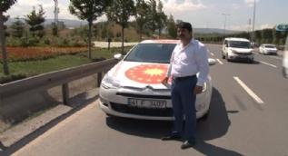 DSP eski Genel Başkan adayı Kılıçdaroğlu'nu arabasıyla protesto edecek