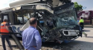 Ankara´da feci kaza: Çok sayıda ölü ve yaralı var