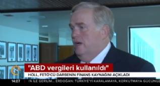 ABD'li yapımcı Holl: FETÖ Türkiye'yi karalamak için  milyonlarca dolar harcadı
