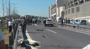 Yunus polis ekipleri kaza yaptı: 1 şehit
