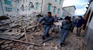 İtalya'da gece yarısı gelen deprem can aldı! 7 aylık bebek ise böyle kurtarıldı