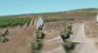 İsrailli pilot, kendi ülkesinin askerleri ateş edince neye uğradığını şaşırdı