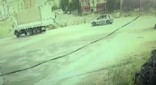 Kaza değil cinayet: 2 kişiyi böyle ezdi!