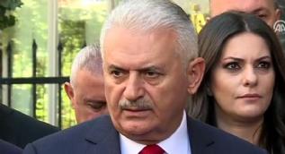 Başbakan Yıldırım: Irak'ta statü değişikliğine gidilirse haklarımızı kullanırız