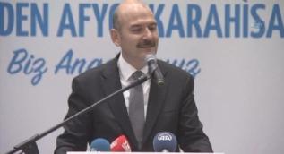 İçişleri Bakanı Süleyman Soylu: Bizim huzur yuvamızı yıkmak istiyorlar esas bu