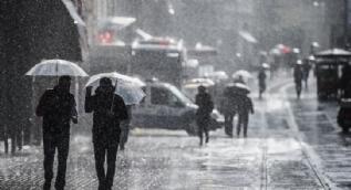 Meteoroji uyardı! Kar ve yağış etkisini artıracak