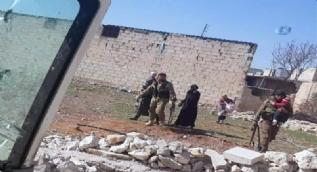 PYD/PKK mensubu teröristlerce düzenlenen havan atışlarında beş kişi hayatını kaybetti