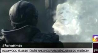 Şoke eden detay ! Hollywood filmi Spectral'da Cumhurbaşkanı Erdoğan figürü mü kullanıldı ?