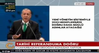 Erdoğan'dan Avrupa'ya: Bizimle baş edemeyeceksiniz