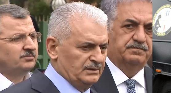 Başbakan Yıldırım canlı yayında açıkladı: Erbil´e uçuşlar başlıyor