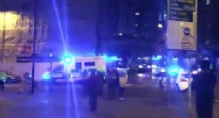 Manchester Arena'da patlama anı