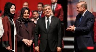 11'inci Cumhurbaşkanı Abdullah Gül'ün gelini de Tıp Fakültesi'nden mezun oldu
