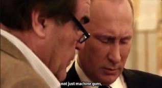 Rus lider Putin ABD'nin operasyon görüntülerini çaldı