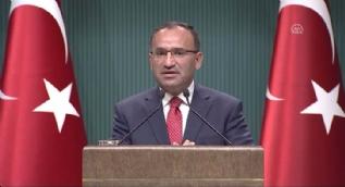 Başbakan Yardımcısı Bozdağ: Kadir Bey'in istifası siyaseti bıraktığı anlamına gelmez