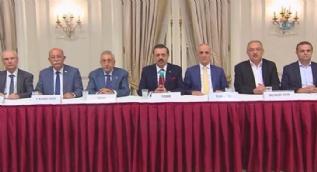 STK'lardan Kuzey Irak'taki referanduma karşı ortak tavır