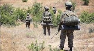 Terör örgütü PKK'dan Irak topraklarından hain saldırı: 1'i asker 2 şehidimiz var