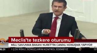 Bakan Canikli: Türkiye tehdidi ortadan kaldırmak için adım atmadıkça tehditler bertaraf edilemez!