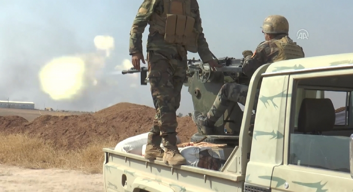 Pe�merge Ba�ika'da DEA�'� ku�atmaya ald�