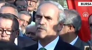 Bursa Büyükşehir Belediye Başkanı Recep Altepe, görevinden istifa etti